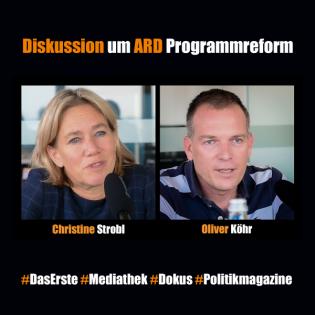 Diskussion um ARD-Programmreform