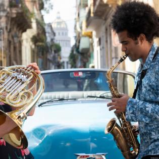 Kubas Hauptstadt Havanna im Corona-Januar: Wiedersehen mit Sarah Willis