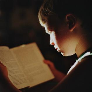 """Die """"Bookster Boys"""": Leseförderung für Jungen"""