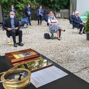 Sr. Imma Mack - Die Namensgeberin für das neue Studierendenwohnheim in Ingolstadt