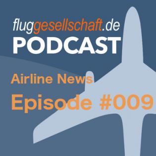 FG009 Airline News Fluggesellschaft.de