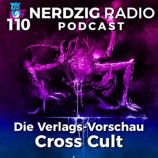 Nerdzig Radio 110 – Cross Cult: Interview mit Andreas Mergenthaler