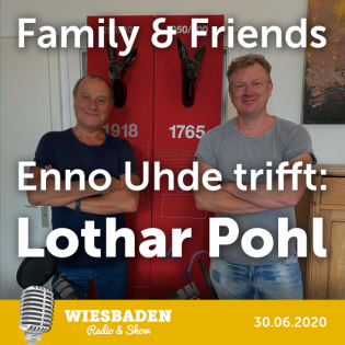 Lothar Pohl - Die Crackers und Palast Promotion  - Family & Friends  #14