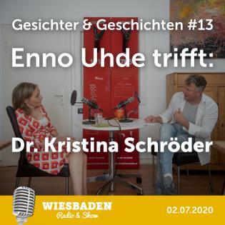 Dr. Kristina Schröder - Bundesministerin a.D. -  Gesichter und Geschichten #13