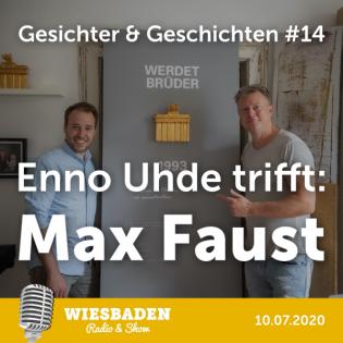 Max Faust - Jünglingbier und Seriengründer  -  Gesichter und Geschichten #14