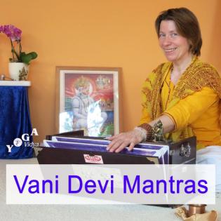 Shankara Karunakara mit Vani Devi