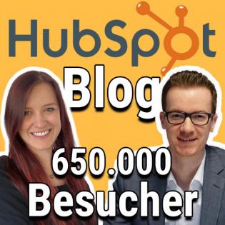 Blog SEO: Wie Hubspot 650.000 Besucher pro Monat anzieht   Jennifer Lapp im Interview