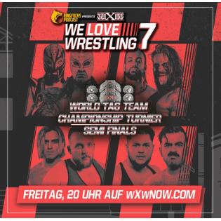 Ringfuchs Euro Catch Vision – wXw WeLoveWrestling 7