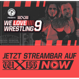 Ringfuchs Euro Catch Vision – wXw Dead End, WeLoveWrestling 8 + 9