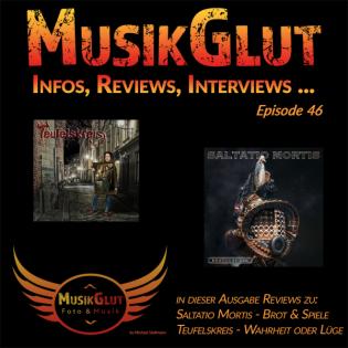 Saltatio Mortis + Teufelskreis - Review | MG46