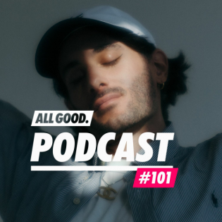 ALL GOOD PODCAST #101: Search Yiu