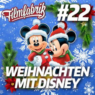 WEIHNACHTEN MIT DISNEY | Zwei PRINZESSINNEN und SPINATMÄDCHEN reden über Disney | #22
