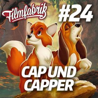 CAP UND CAPPER | Zwei PRINZESSINNEN reden über Disney | #24