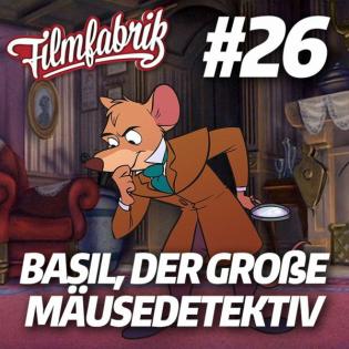 BASIL, DER GROßE MÄUSEDETEKTIV   Zwei PRINZESSINNEN reden über Disney   #26