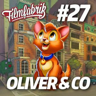 OLIVER & CO   Zwei PRINZESSINNEN reden über Disney   #27
