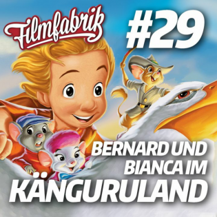 BERNARD UND BIANCA IM KÄNGURULAND | Zwei PRINZESSINNEN reden über Disney | #29