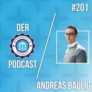 #201 - Andreas Baulig - 5 Geheimnisse um Cashflow zu generieren!