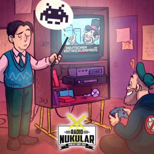 Episode 147 - Videospiele in Deutschland, Nachwuchstalente und der Deutsche Entwicklerpreis