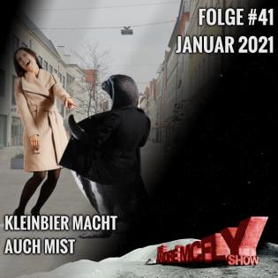 Folge #41 | Januar 2021 | Kleinbier macht auch Mist