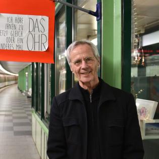 Christoph Busch, Zuhörer-Kiosk e.V.