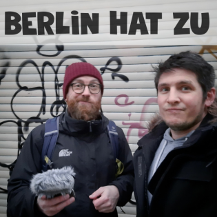 087 - Berlin hat zu (Simon - Dach - Straße)