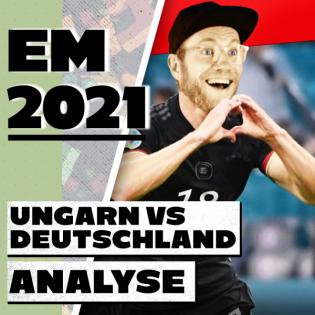 EM-Studio #5   Schelte für Deutschland nach Ungarn-Spiel & Alle Achtelfinal-Tipps