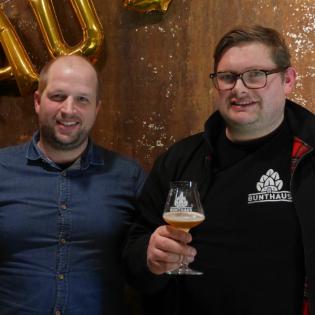 HHopcast Podcast #2: Bunthaus Brauerei