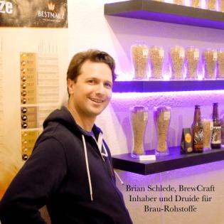 HHopcast Podcast #18 BrewCraft Brian Schlede