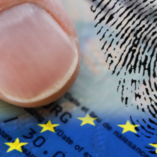 Fingerabdrücke für den Personalausweis