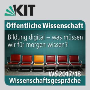 3. Wissenschaftsgespräche, WS 2017/18 - Grußworte
