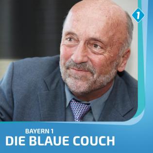 Blaue Couch mit Klaus Wolfermann, Ex-Olympiasieger
