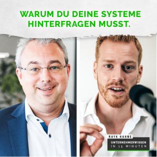 523: 5 Unternehmerwahrheiten mit Christoph Kühnapfel