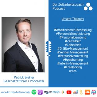 Bundestagswahl 2021 (Intro)   Kristina Pauncheva + Daniel Müller im Zeitarbeitscoach Podcast-Interview