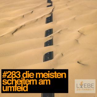 #283 Die meisten scheitern am Umfeld