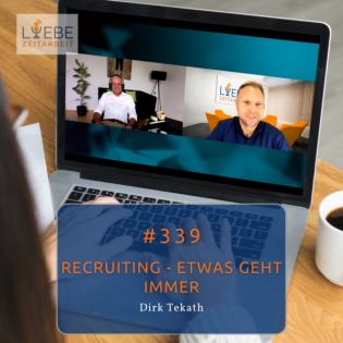 #339 Recruiting - Etwas geht immer - Dirk Tekath