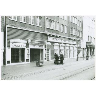 Düsseldorfer Einkaufs-Legenden: Lütgenau, Evertz und die Mata-Hari-Passage