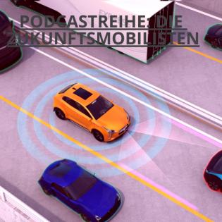 Die Zukunftsmobilisten: Nr. 135 Dr. Johannes Betz (University Pennsylvania /autonomes Fahren)