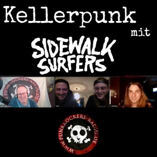 Kellerpunk mit Sidewalk Surfers