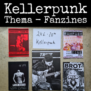 Kellerpunk - Fanzines