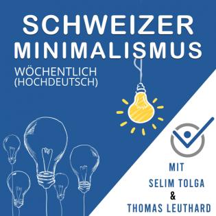 Minimalismus & Putzmittel