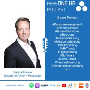 HR Tech | Eva Zils im Podcast-Interview | PERSONE PODCAST – Der Personal-Podcast