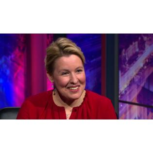 Franziska Giffey - Bundesfamilienministerin