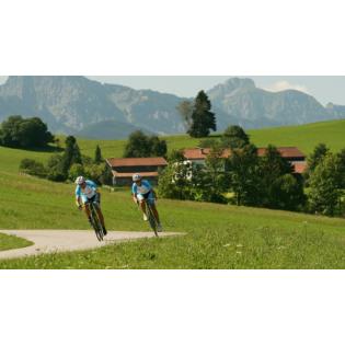 Radfahren im Ostallgäu