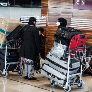 Was erwartet die afghanischen Ortskräfte in Deutschland?