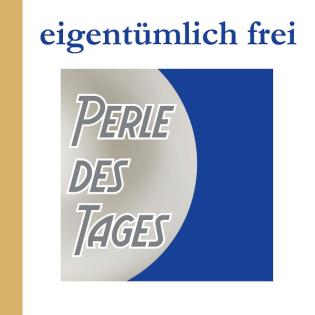 Perle des Tages Folge 520 (ef-TV): Wir leben in der besten DDR aller Zeiten