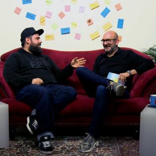 Polizei und digitale Kommunikation - Das Digitale Sofa #15 mit André Karsten