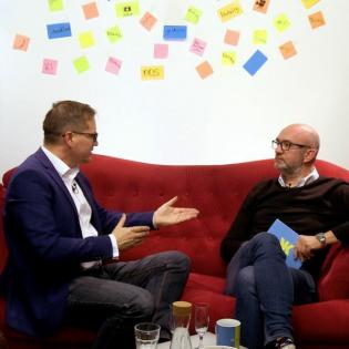 Wein wird digital - Das Digitale Sofa #14 mit Frank Schulz|| KEMWEB