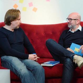 Künstliche Intelligenz für Sales, Marketing und Service – Das Digitale Sofa #13 mit Peter Gentsch