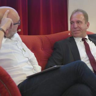 Cybercrime und Politik - Das Digitale Sofa #11 mit Randolf Stich