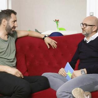 Graphic Recording trifft Digitalisierung – Das Digitale Sofa #19 mit Michael Geiß-Hein | KEMWEB